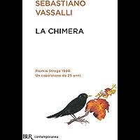 La chimera (Italian Edition) book cover