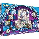 Pokemon TCG Alola Collection Lunala - New Sun & Moon Pokémon! Card Game(00383)