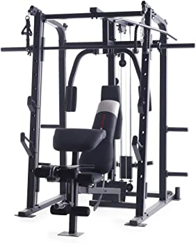 Weider Pro 8500 Smith Cage Strength Trainer