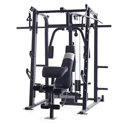 Amazon Icon Fitness Weider Pro 8500 Smith Cage Box1 Sports