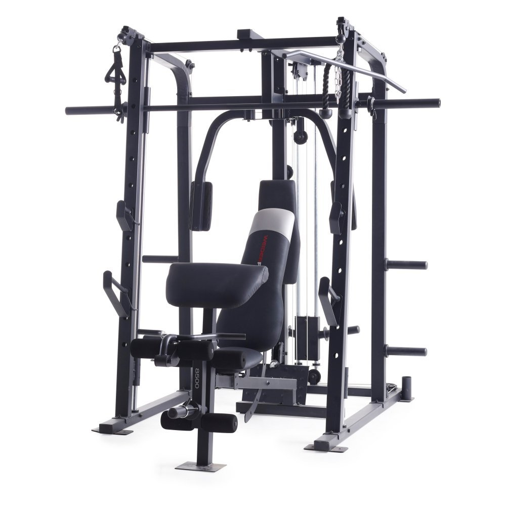Weider PRO 8500 Smith Cage (Box1) by ICON Health & Fitness