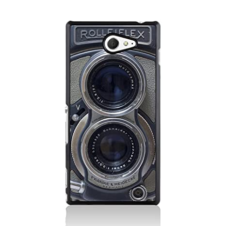 Call Candy Old Skooll Rolleiflex Carcasa para Sony Xperia M2 ...