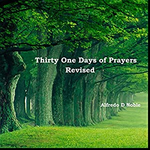 Thirty-One Days of Prayers Revised Audiobook