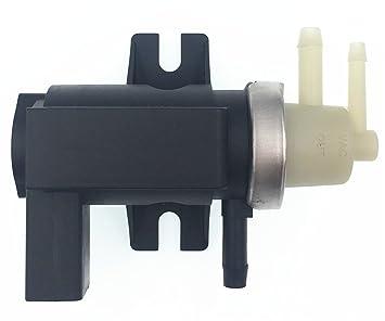 HZTWFC Válvula convertidora de solenoide de presión Turbo Boost 1.9L OEM # 1J0906627A 1K0906627E: Amazon.es: Coche y moto