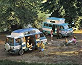 1966 1967 ? Dodge A100 Van Travco Camper RV Factory Photo
