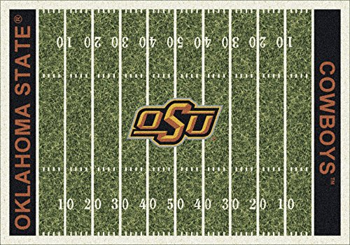 NCAA Home Field Rug - Oklahoma State Cowboys, 3'10