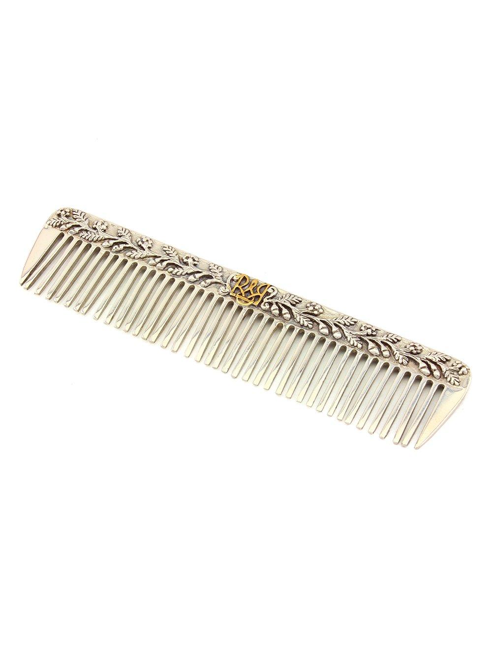 Silver Hair comb ''Ukraine''