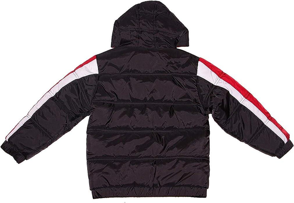 c7a1bf0ae7cc Amazon.com  Jordan Nike Air Boys  Puffer Bubble Hooded Jacket