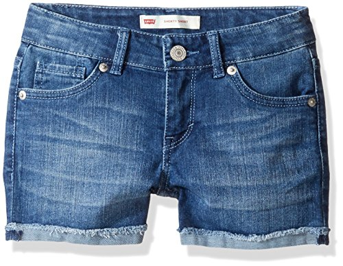 Levis Girls Scarlett Shorty Shorts