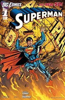 Superman (2011-) #1 (Superman (2011- )) by [Perez,George]