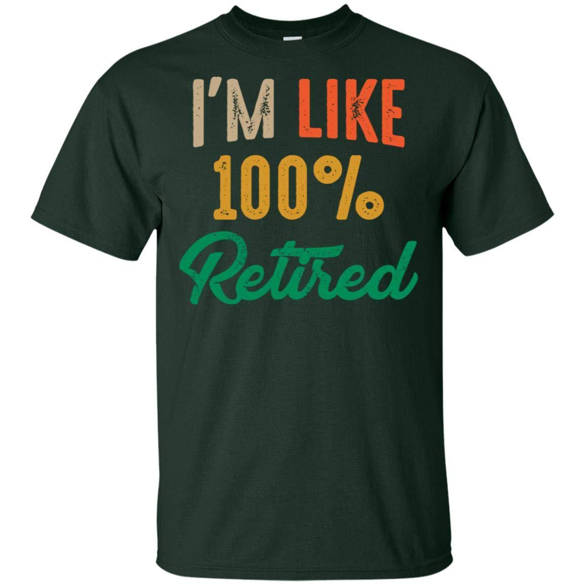 I M Like 100 Retired Vintage Funny T Shirt Tee