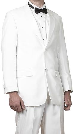 Long White Tuxedo