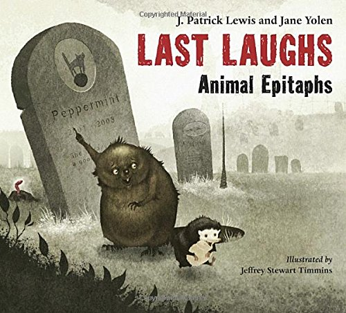 Funny Halloween Poems (Last Laughs: Animal Epitaphs)