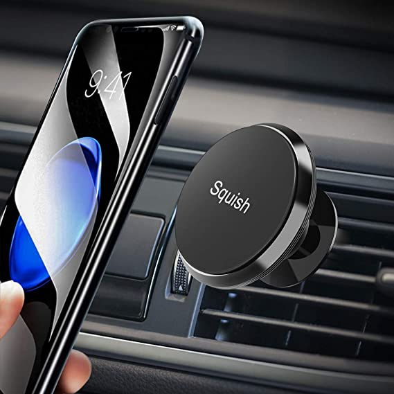 Amazon Com Squish Magnetic Car Phone Mount Phone Holder For Car
