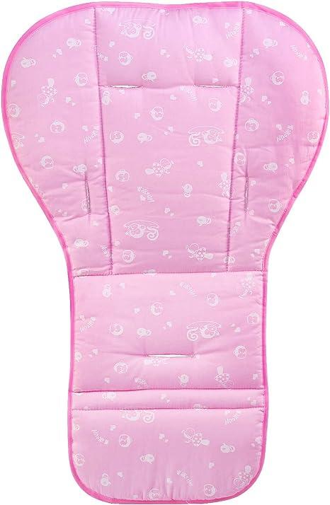 BelleStyle Colchonetas para silla de paseo, Universal Colchoneta ...