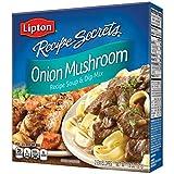 Lipton Recipe Secrets Soup and Dip Mix, Onion Mushroom 1.8 oz