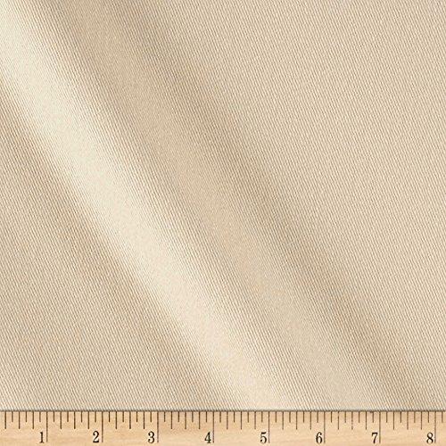 Carr Textile 12 oz Brushed Bull Denim Ivory