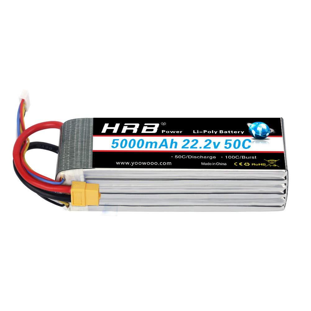 Bateria para Mikado LOGO500, Align T-REX550 600 GAUI X5 Outr