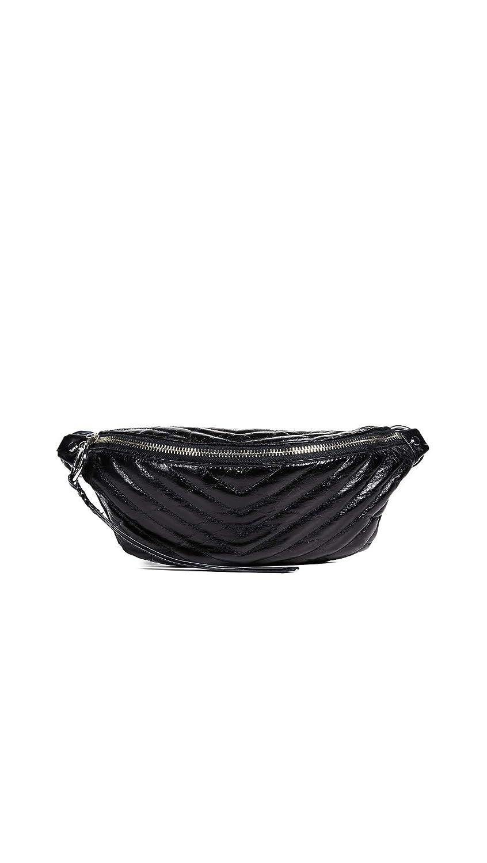 Rebecca Minkoff Womens Edie Quilted Belt Bag Black One Size Rebecca Minkoff-Non Apparel