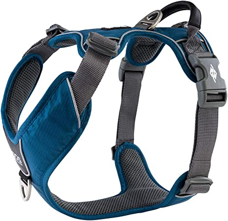 DOG Copenhagen Hundegeschirr V2 Comfort Walk Pro Ocean Blue Taille S