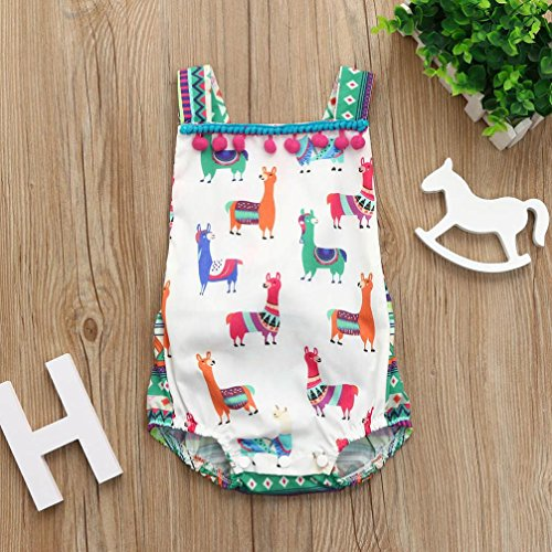 65c6220d2 Amazon.com  Hatoys Cute Animal Romper