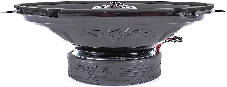 Skar Audio TX65 6.5 200W 2-Way Elite Coaxial Car Speakers Pair