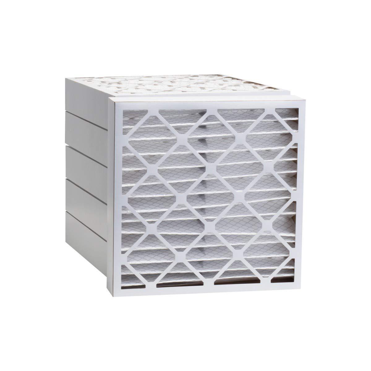Assigned by Sterling Seal & Supply, (STCC) HI-20x20x4x6CS.DSC 20x20x4, Furnace Air Filter, Purolator Hi-E 40 Extended Surface, Mechanical MERV 8, 19-1/2''L x 19-1/2''H x 3-3/4''D - DSC - CASE (Pack of 6)