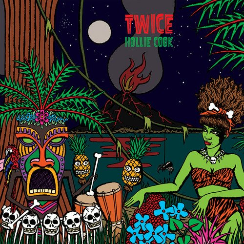 CD : Hollie Cook - Twice (Digipack Packaging)