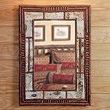 Black Forest Decor Birch & Twig Adirondack Mirror Review