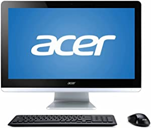 Acer Aspire Z All-in-One Desktop PC 19.5 Full HD, Windows 10 Home, 500GB HDD, 4GB RAM, Bluetooth