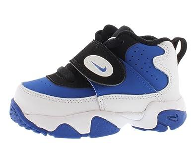 info for 45f05 794d5 Nike Boy's Air Mission Fashion Shoe White/True Royal/Black 6C:  Amazon.co.uk: Shoes & Bags