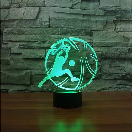 Shuyinju 3D Usb Creativo Colorido De La Novedad Gradiente ...