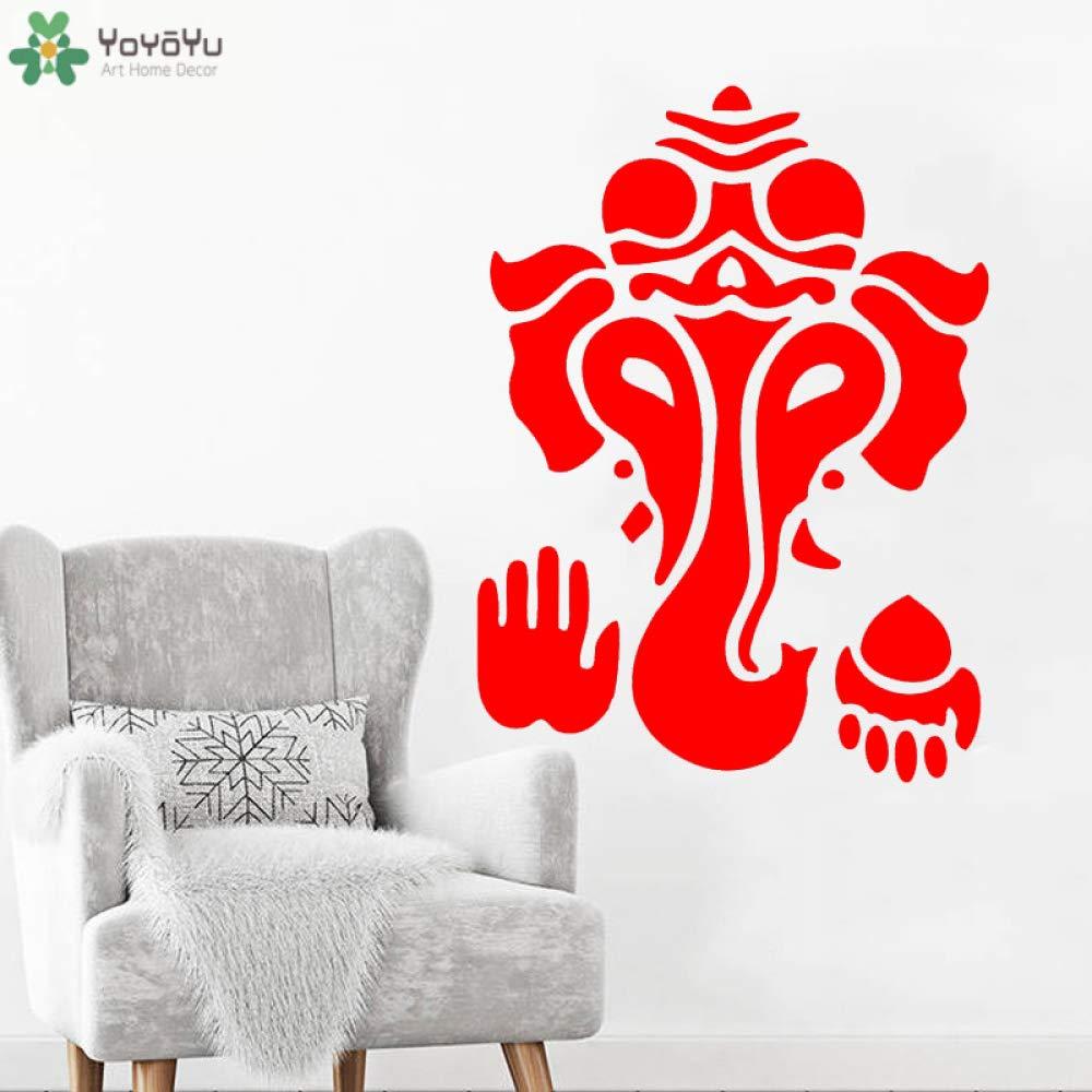 yaoxingfu Elefante de Bohemia Tatuajes de Pared Dios Indio ...