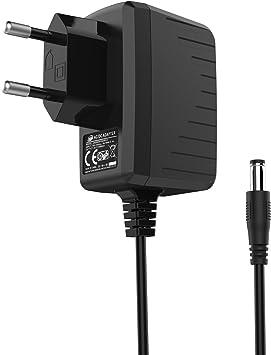 TICTID 5V 2A EU Adaptador para Android TV Box como X9T Pro, X8T MAX, AX9 MAX, S95X, etc.: Amazon.es: Electrónica