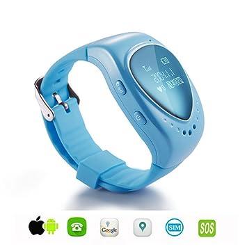 Dreamclub Spy GPS GSM Bracelet Watch Tracker For Kids With ...