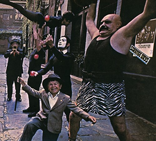 Music : Strange Days (50th Anniversary Expanded Edition)(2CD)