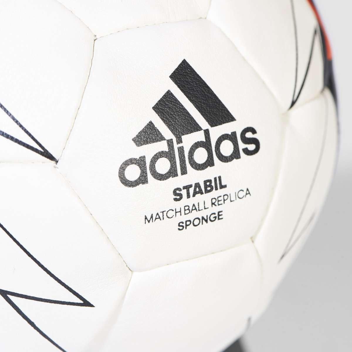 Adidas - Stabil Sponge Handball - Ballon de Hand Ball Blanc Taille 0 ADIP2|#adidas CD8591
