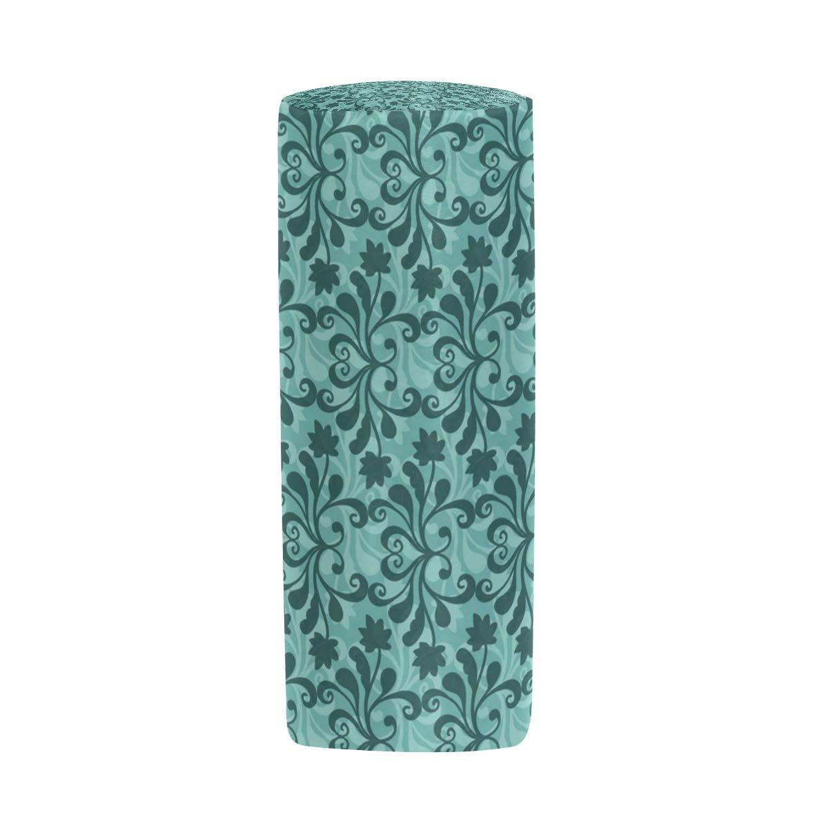 Amazon.com: Estuche con diseño de flor de arcoíris y ...