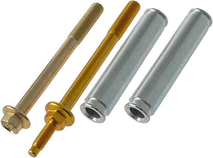 ACDelco 18K1319 Professional Front Disc Brake Caliper Bolt Kit with Pins and Bolts