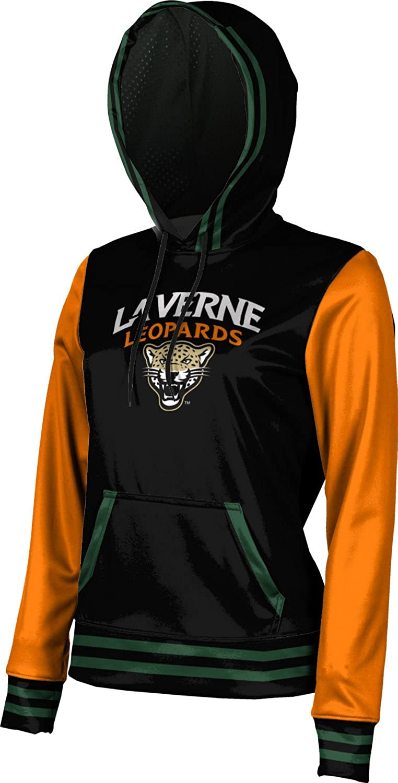 ProSphere University of La Verne Girls Pullover Hoodie School Spirit Sweatshirt Letterman