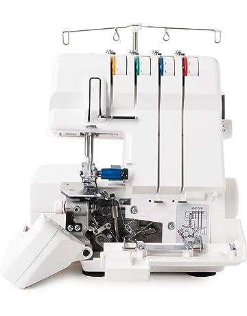 JUKI mo4s – Máquina de Coser Profesional de 4 Hilos con diferencial/infilatura automática/