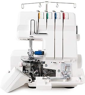 Juki MO4S Máquina de Coser Remalladora Overlock profesional 4 hilo con diferencial…