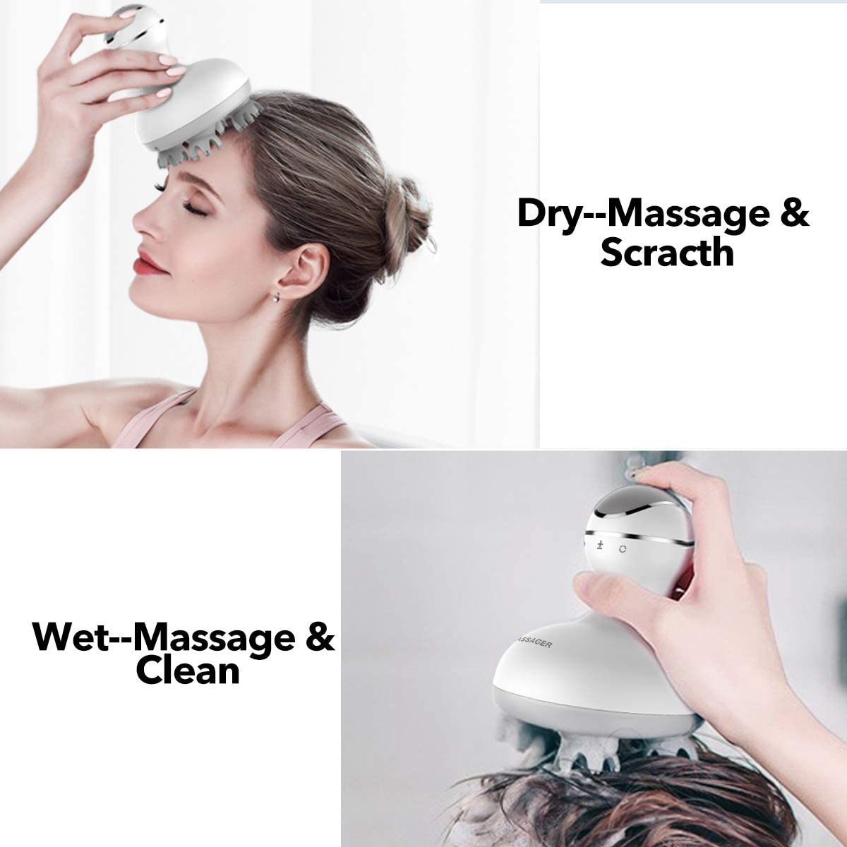 best scalp massagers