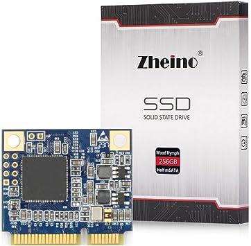 Zheino Half Size mSATA SATAIII SSD Half mSATA Disco Duro Mini ...