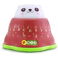 BEST LEARNING Whack and Learn Mole - Educational Interactive Light-Up Toy for Infants Babies Toddlers for 6 Month and up…