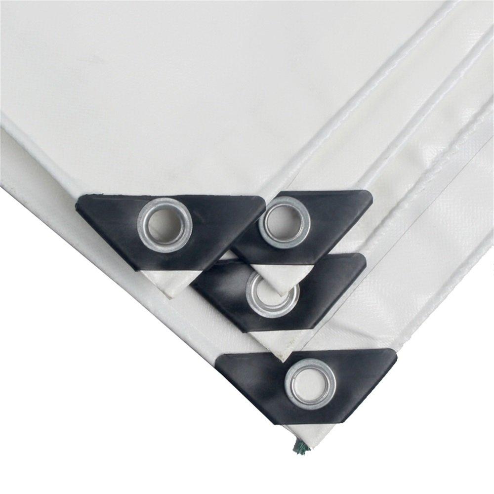 ZRXian-Lonas Lona Resistente a la Impermeabilización de toldo de de Lona Resistente a la Lluvia Toldo de de Tela de Lona Tienda de Campaña Cubierta de Camping al Aire Libre - 500 g/m², Espesor 0,45 mm c8fd79