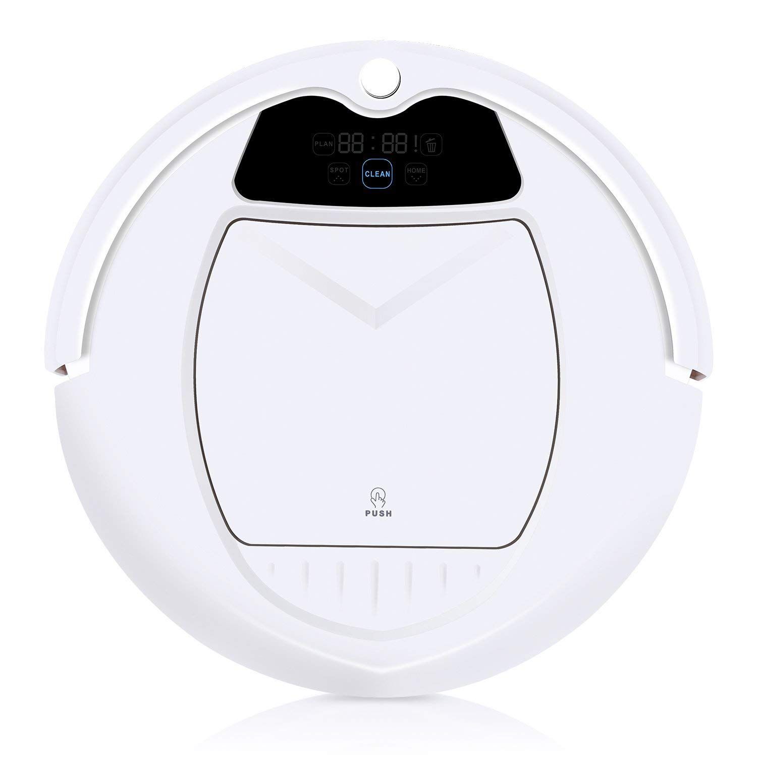 Robot aspirador Lebon E-cleaner: Amazon.es: Hogar