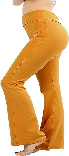 Amazon.com: Zenana - Leggings de algodón para mujer ...