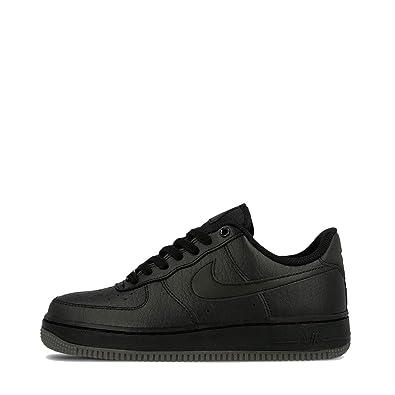 detailed pictures 2900a a1589 Nike Damen WMNS Air Force 1 '07 ESS Fitnessschuhe Schwarz Black 002, ...