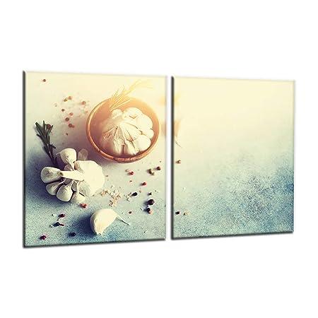 Compra decorwelt | para Cubrir la vitrocerámica Blanco Cubiertas ...